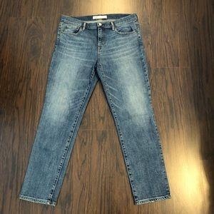 Gap 1969 Jeans Women's Real Straight 31 R (34x29)
